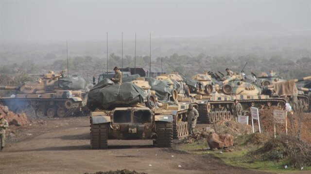 Turkish premier: 214 targets hit in Afrin operation