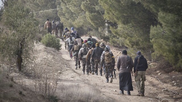Free Syrian Army captures village in Syria's Afrin