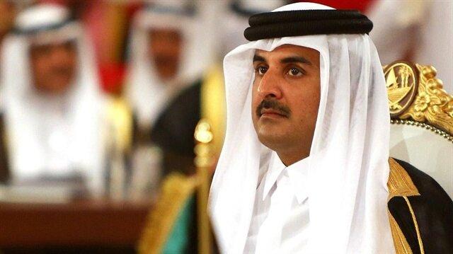 Katar'dan 'Zeytin Dalı Harekatı'na destek