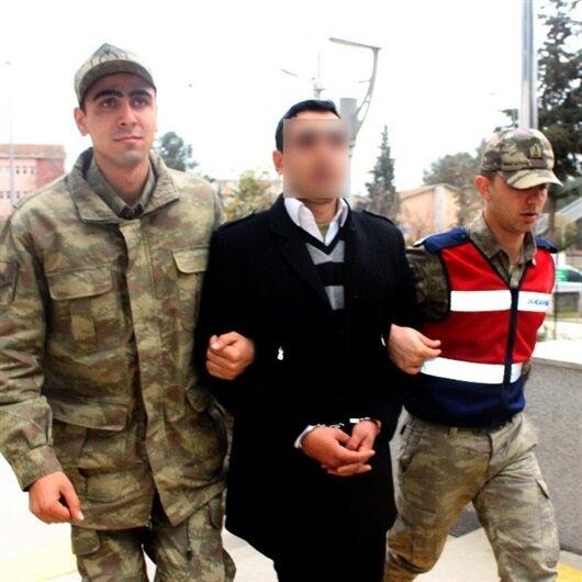 Terör propagandası<br>yapan asker gözaltında