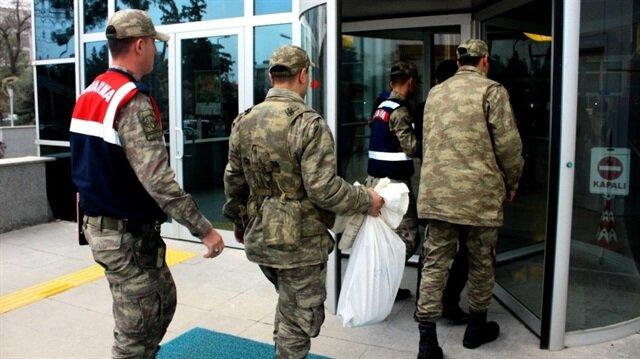 Terör propagandası yapan asker gözaltına alındı