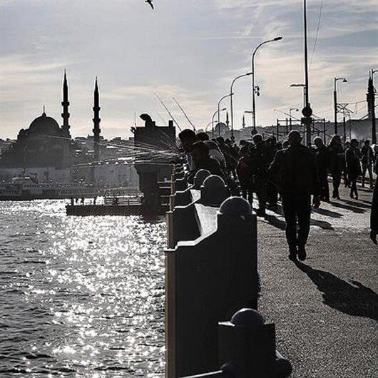 İstanbul'da kar yok!