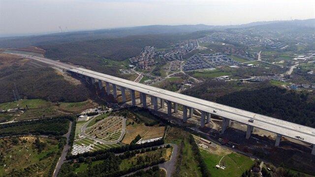 Köprü ve otoyollar 2017'de de para bastı