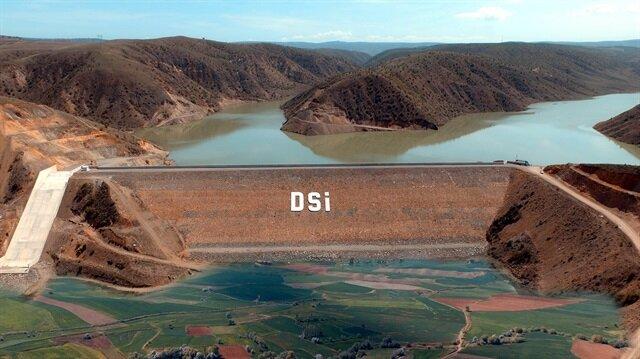 Sulakyurt Barajı'ndan milyonlarca lira katkı