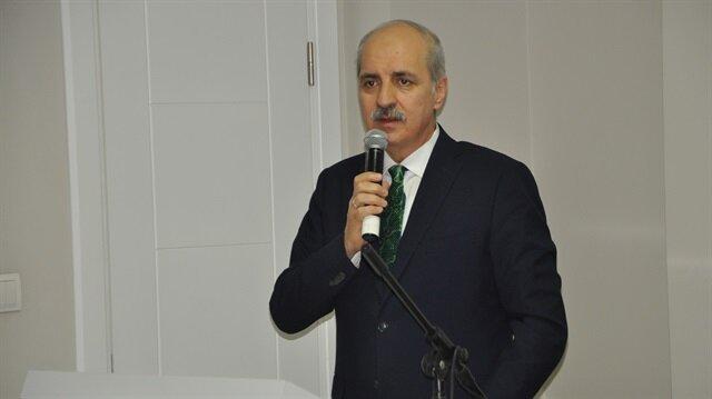 Kültür ve Turizm Bakanı Numan Kurtulmuş,