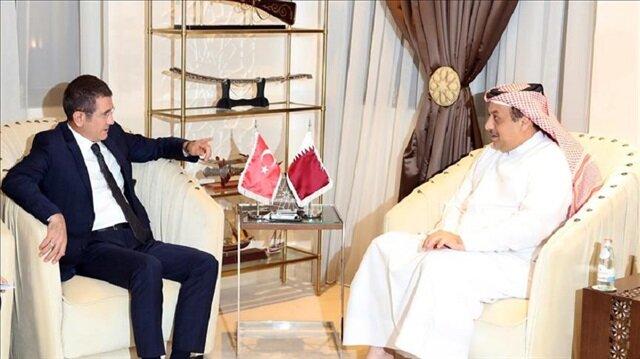 Qatari defense minister backs Turkey's Afrin operation