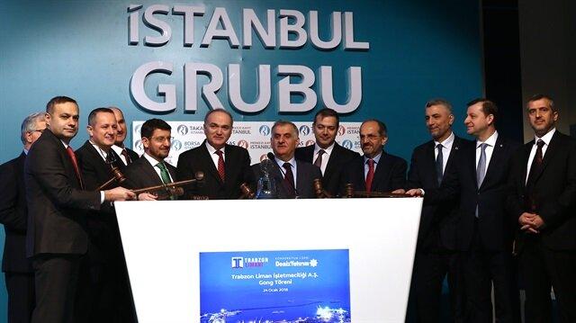 Trabzon Limanı borsada