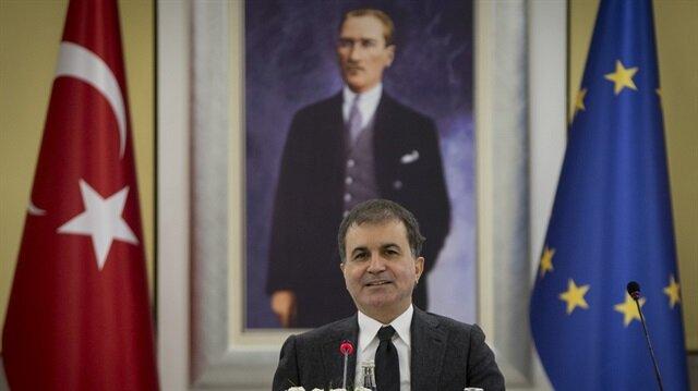 Turkish EU minister to visit Brussels