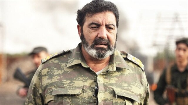 Deputy Chief of General Staff of the Free Syrian Army (FSA) Haitham Afeisi