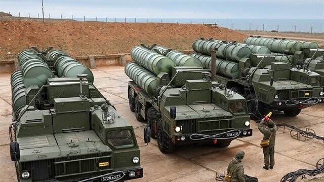 Qatar 'in talks to buy Russia's S-400s'