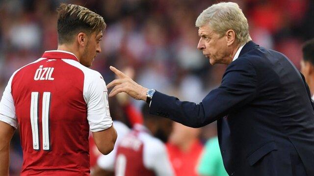 Wenger: Mesut konusunda karamsar değilim