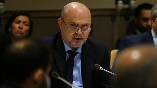 Turkey's UN envoy tells of Afrin op. at UN meeting