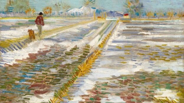 Beyaz Saraylı yetkililerin kiralamak istediği Van Gogh tablosu