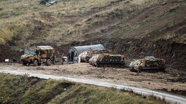 Turkey intensifies Syria campaign against Kurdish militia