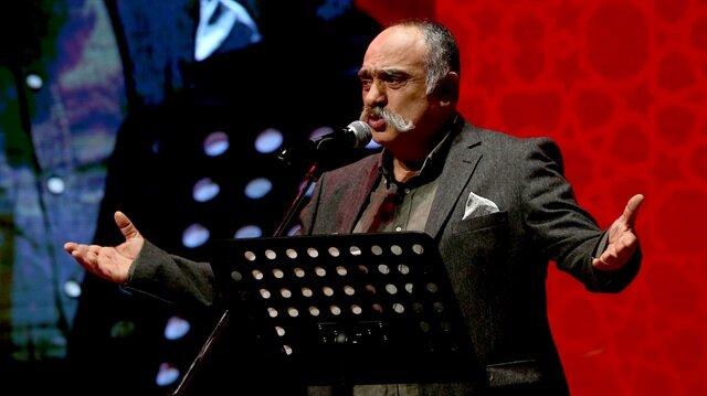 Oyuncu Mehmet Çevik'ten sanatçılara dikkat çeken Afrin çağrısı