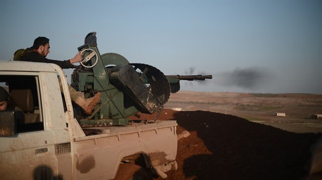 FSA blocks PYD/PKK attempt to infiltrate into Aleppo