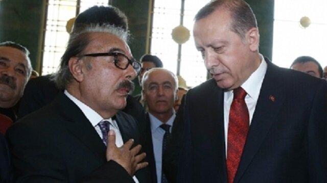 Ferdi Tayfurdan Erdoğana övgü dolu sözler