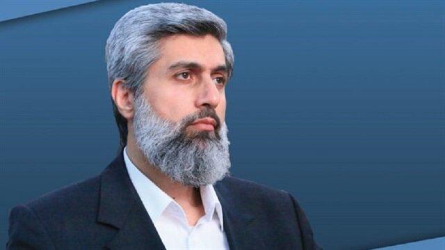 Furkan Vakfı'na yapılan operasyonla gözaltına alınan Alparslan Kuytul