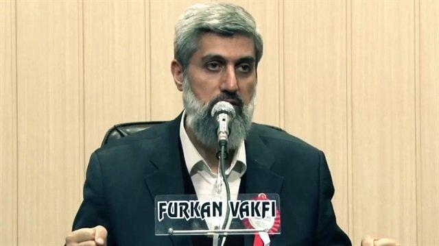 Furkan Vakfı'na operasyon: Alparslan Kuytul gözaltına alındı