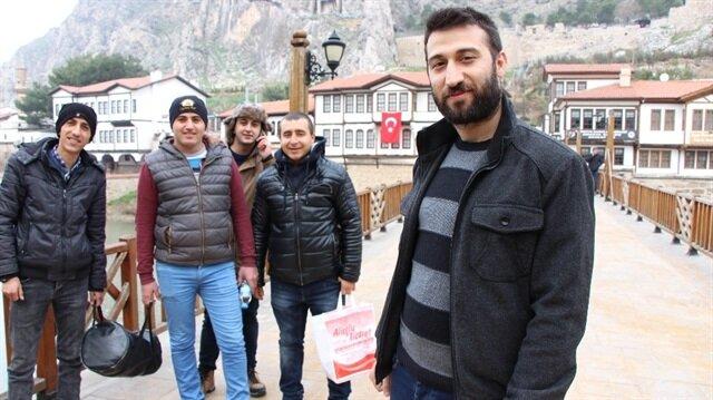 Şehzade Yavuz Selim Osmanoğlu Amasya'da askerlik yapacak.