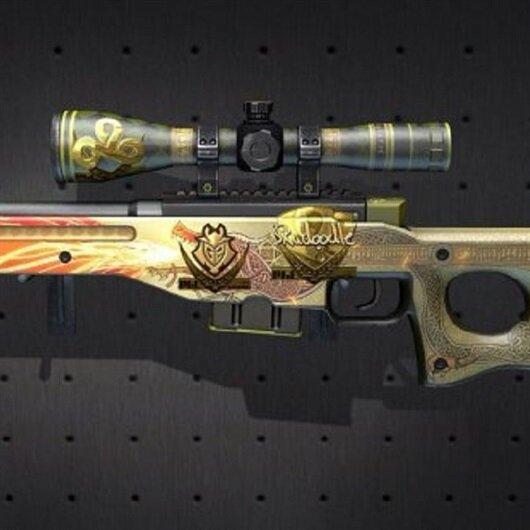 Counter-Strike'ta satılan silahın fiyatı dudak uçuklattı