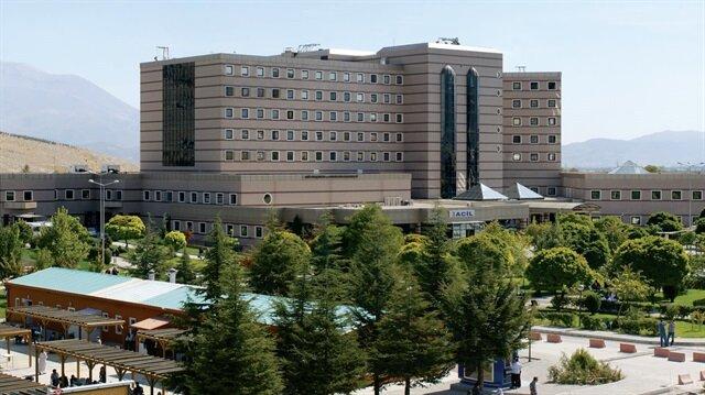 SDÜ Araştırma ve Uygulama Hastanesi