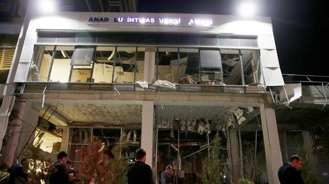 Ankara Valiliği: Bomba düzeneği kullanıldığı yönünde bulgular var