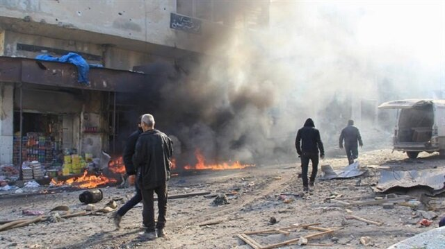 Syrian Airstrikes Kill Civilians in Northern Rebel Territory