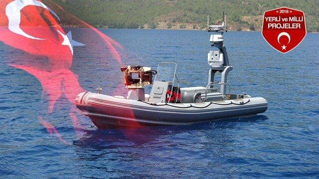 Türk mühendisler tarafından üretildi