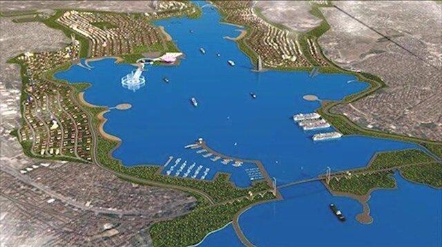 Kanal İstanbul'da müthiş detay