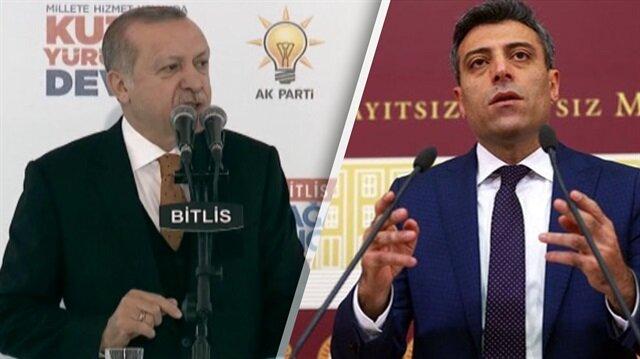 Erdoğan'dan 'Muhasebeci Kenan' açıklaması!