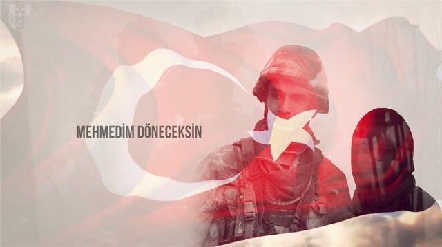 Sinan Akçıl'dan Mehmetçik için özel şarkı