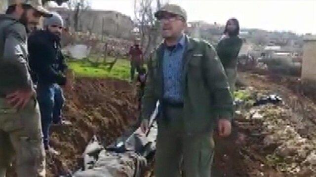 Afrin'de PYD'lilerin cesetleri bu hadis-i şerif okunarak gömüldü!