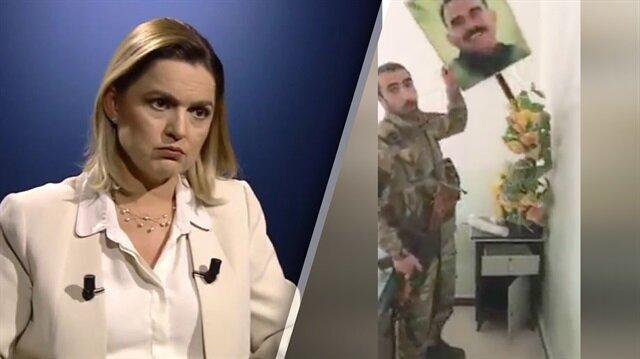 Afrin'den CHP'li Selin Sayek Böke'ye büyük tepki!