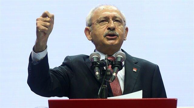 Kılıçdaroğlu yeniden genel başkan seçildi