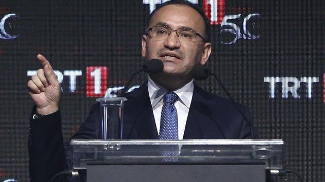 Turkish Deputy Prime Minister and Government Spokesman Bekir Bozdağ
