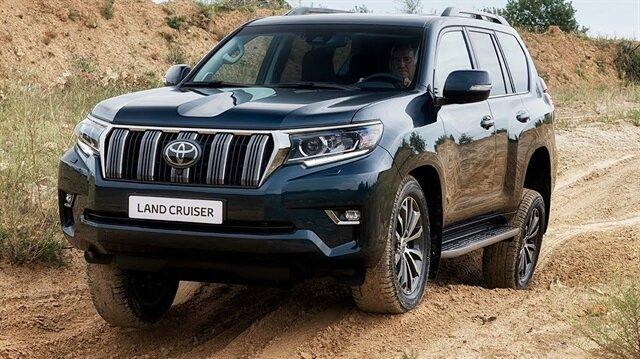 Toyota'nın arazi aracı yenilendi
