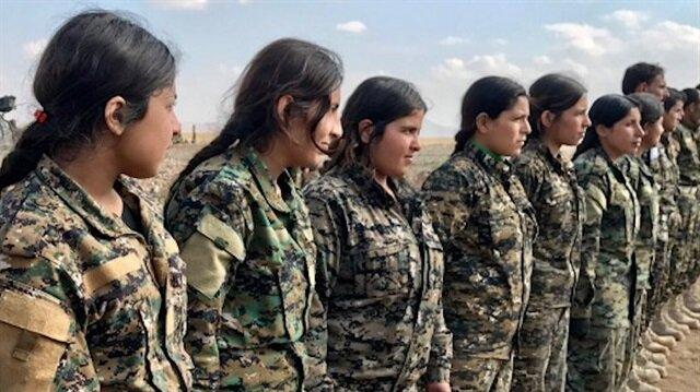 Terör örgütü YPG çocukları kullanıyor!