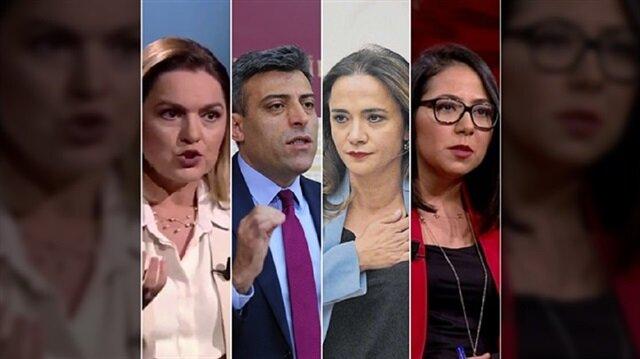 """""""Terör seviciler"""" CHP PM'sinde"""