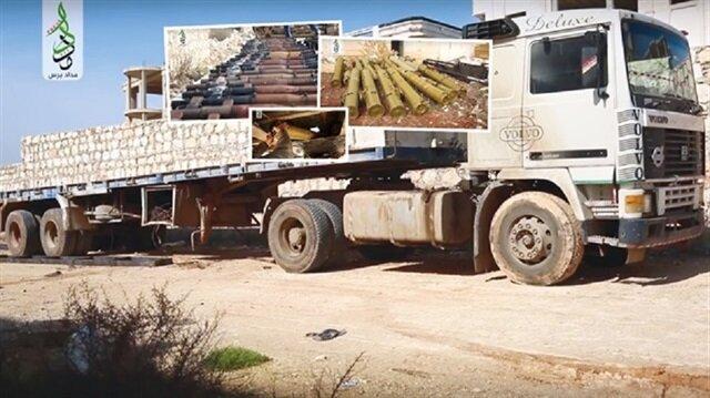 CIA sends PKK truckload of heavy weaponry amid Turkey's Afrin op