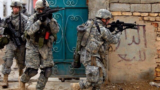 'ABD Irak'tan asker çekiyor' iddiası