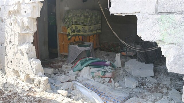 """سوريا.. مقتل إمرأة وجرح 7 جراء استهداف """"ب ي د"""" الإرهابي مخيم أطمة"""