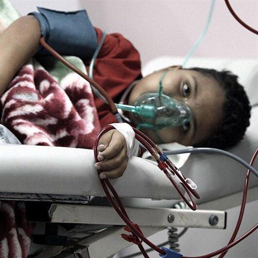 Gazze ölüyor!