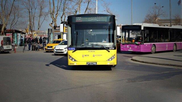 500 bin otobüse karakutu geliyor