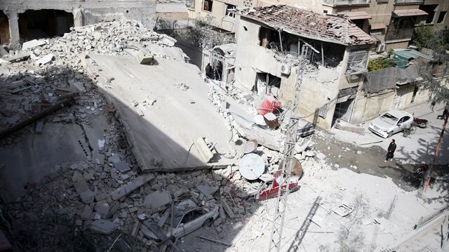 Chemical Weapons Attack in Saraqib, Syria