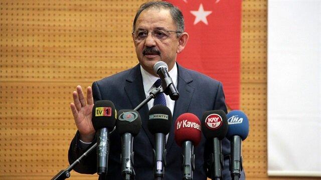 Çevre Bakanı itiraz etti: Durduruyoruz!