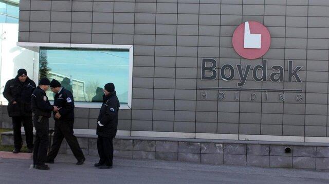 """Boydak Holding şirketlerine """"el koyma"""" talebi"""