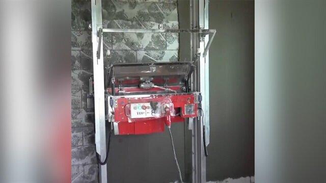 İnşaatta devrim: Otomatik sıva yapma makinesi