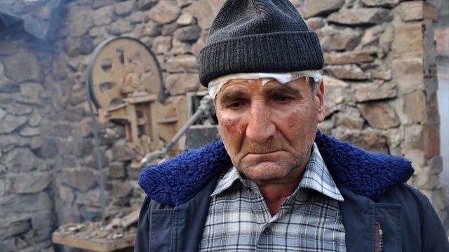 Kastamonu'daki yangında aileler mağdur olmuştu