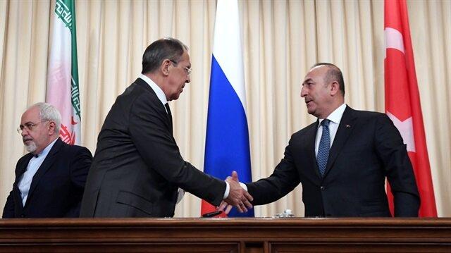 'İran, Türkiye ve Rusya çözüm için çabalıyor'